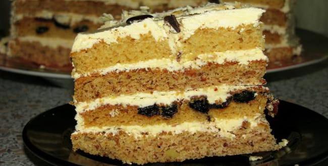 всего его генерал торт классический рецепт с фото города страны