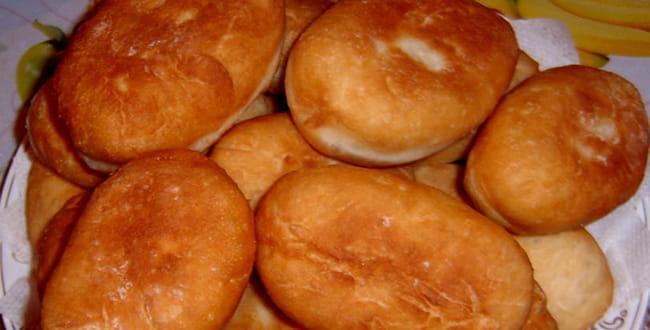 Как приготовить жаренные пирожки с картошкой на сковороде по пошаговому рецепту с фото