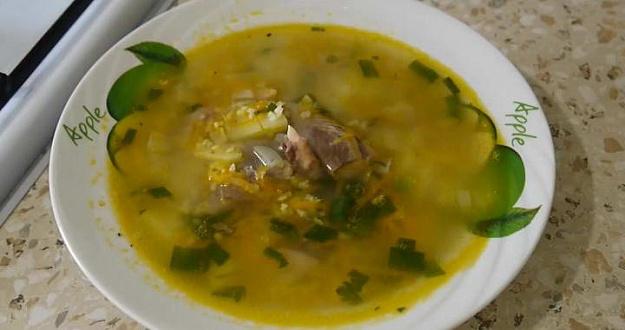Самый вкусный рыбный суп из горбуши