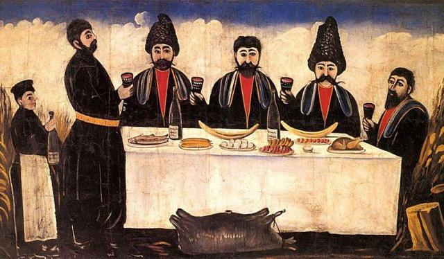 кавказский тост на день рождения мужчине 35
