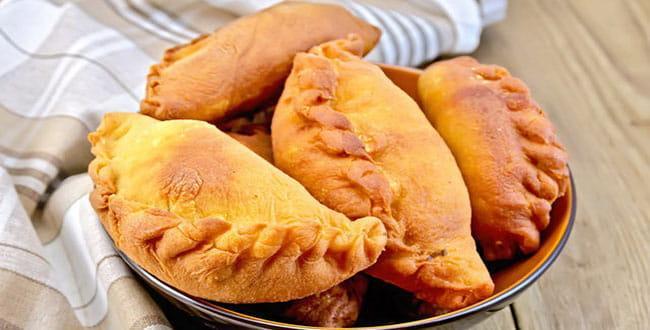 Рецепт приготовления пирожков в духовке с фото