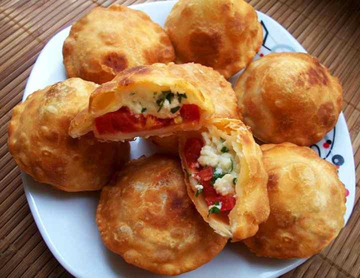 Рецепт приготовления пирожков на кефире