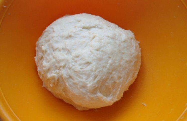 Поэтапное приготовления теста для пирожков в духовке