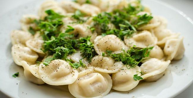 Настоящие сибирские пельмени — рецепт приготовления с фото