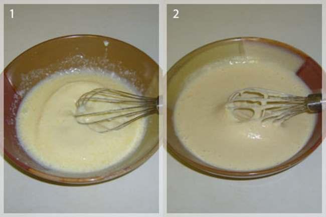 Как замесить дрожжевые оладьи на молоке