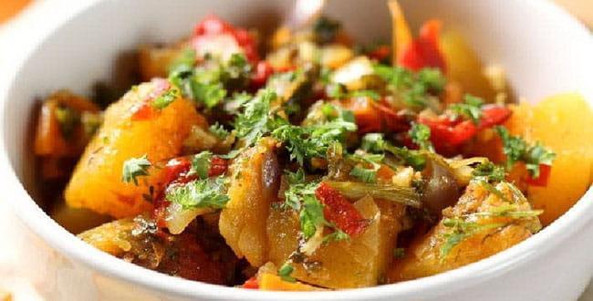 Как приготовить овощное рагу 🥝 как сделать вкусное картофельное рагу