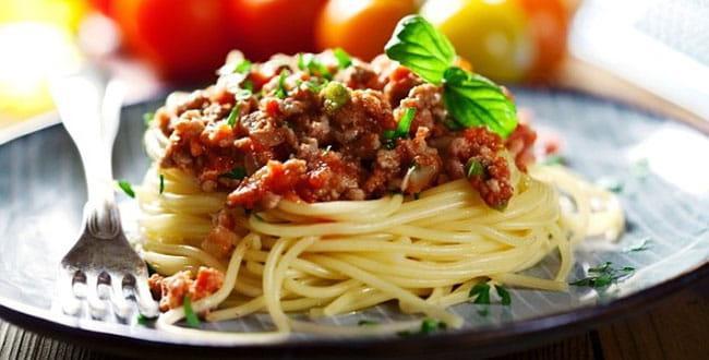 Классический рецепт спагетти болоньезе с фото