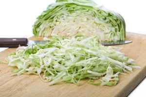 Запеканка из капусты в духовке - просто и полезно