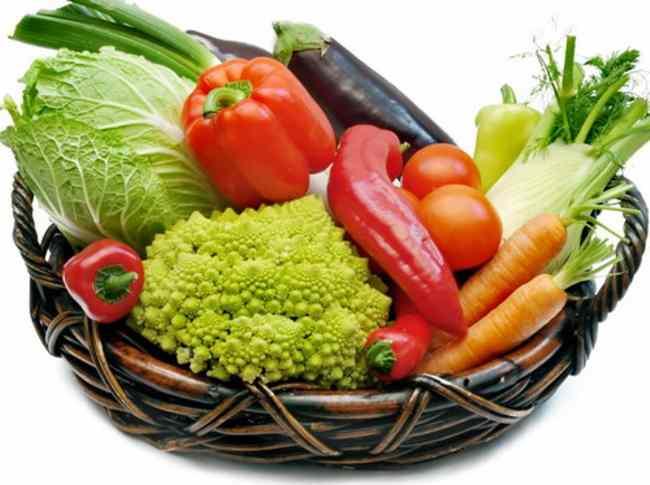 Овощи для рагу из свинины с картошкой