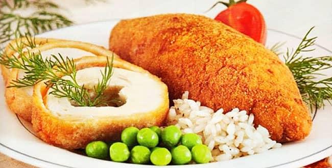 Котлеты по-киевски: классический пошаговый рецепт