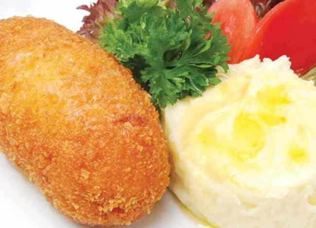 Котлеты по киевски - простой пошаговый рецепт