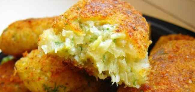 Как приготовить вкусные капустные котлеты