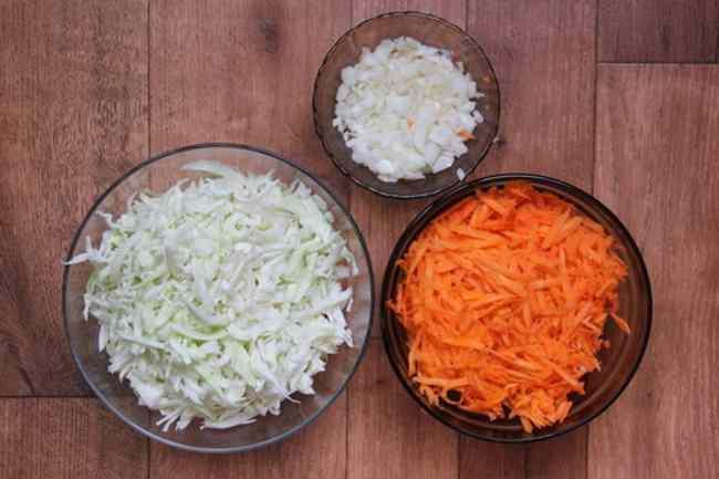 Как приготовить капустные котлеты с манкой