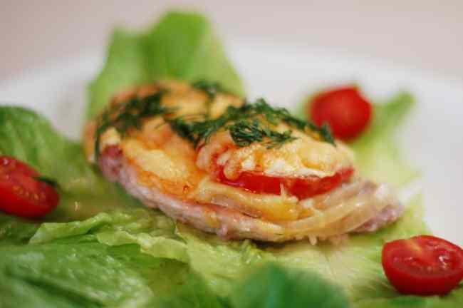 Как вкусно и быстро приготовить мясо по-французски
