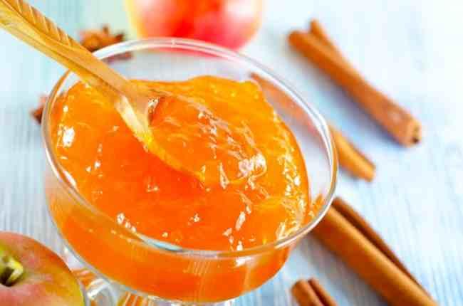 Варенье пятиминутка из яблок - консервация на зиму