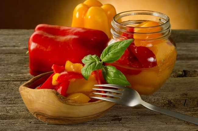 Сладкий перец на зиму - лучшие рецепты