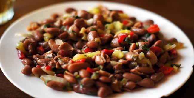 Лобио из красной фасоли — классический рецепт