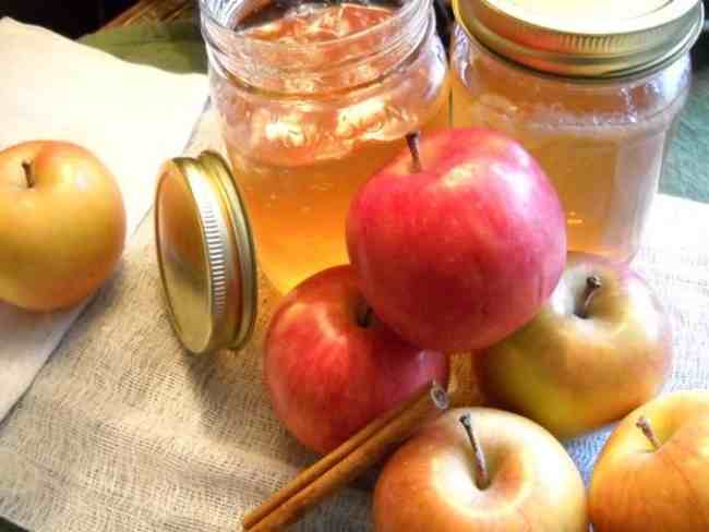 Варим варенье из яблок на зиму