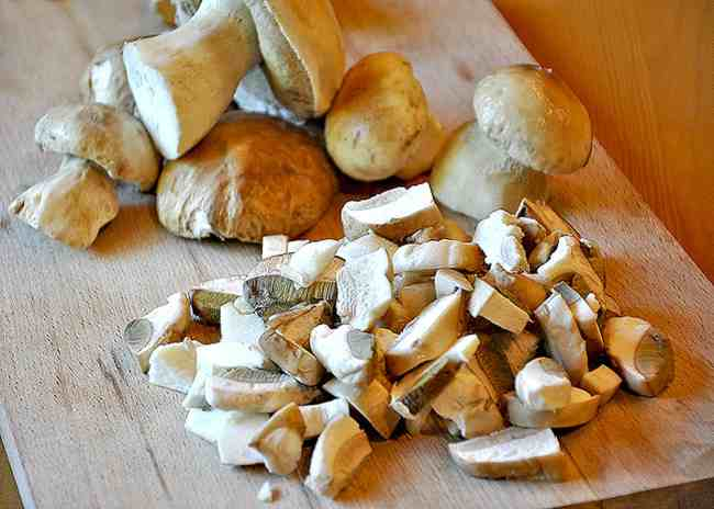Как правильно мариновать белые грибы на зиму