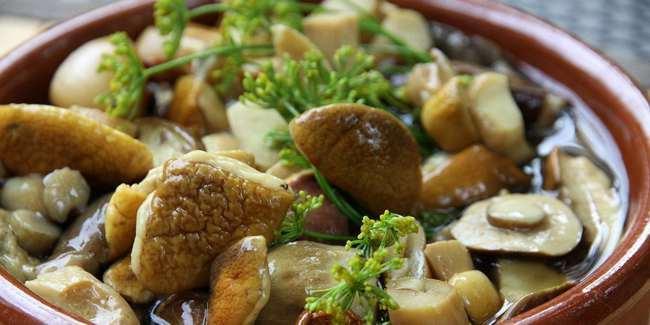 маринованые маслята простые рецепты приготовления на зиму
