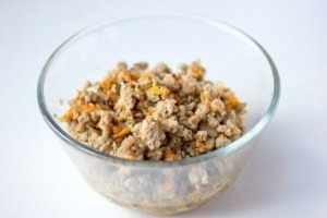 Фарш для картофельных зразов