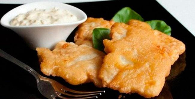 Вкусная рыба в кляре — рецепт с фото пошагово