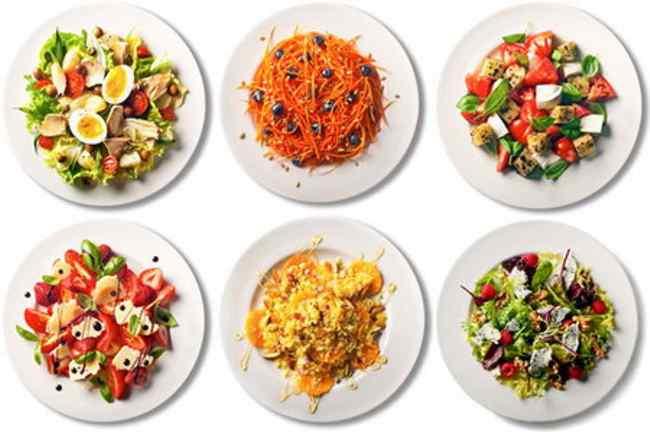 Как приготовить вкусный салат быстро и просто