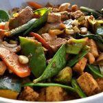Как приготовить праздничный мясной салат