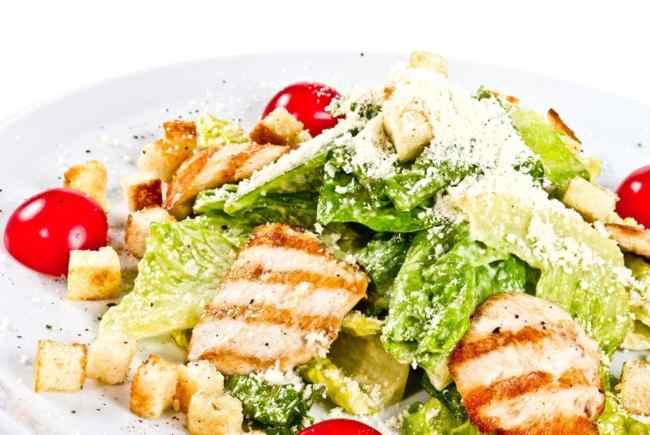 Вкусный салат цезарь рецепт классический с курицей