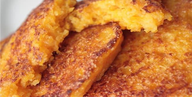 Оладьи из тыквы быстро и вкусно — простые рецепты