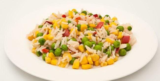 Рис с овощами рецепт с фото пошагово 🍚 готовим вкусно блюдо с рассыпчатым рисом