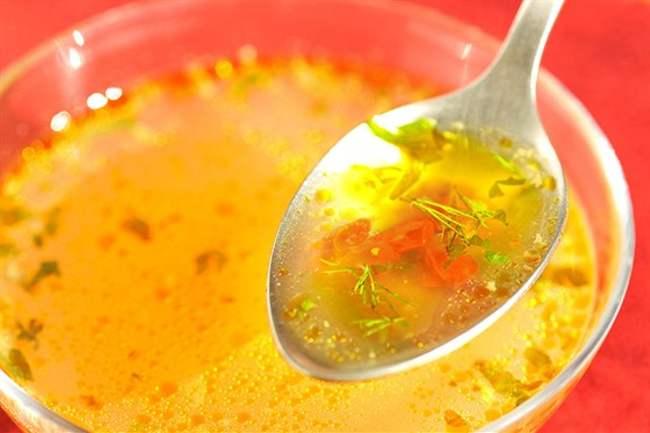 Какой бульон приготовить для супа на обед