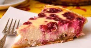 Начинка для пирога из творога и ягод