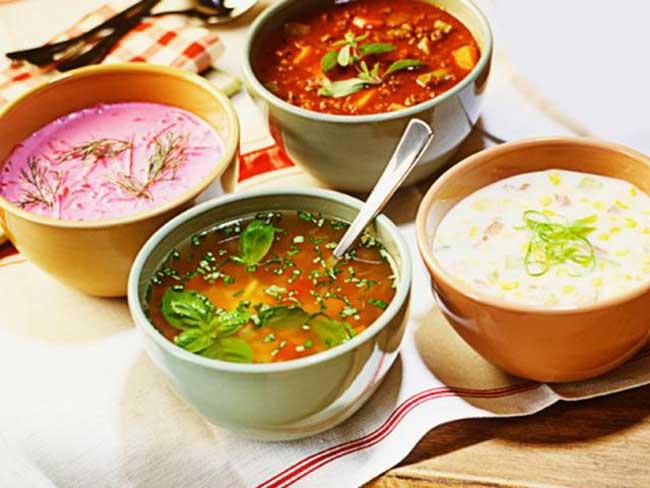 Первые блюда рецепты с фото простые и вкусные на каждый день