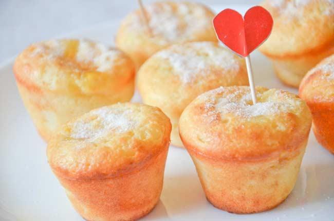 Творожный кекс в духовке - простые рецепты с фото