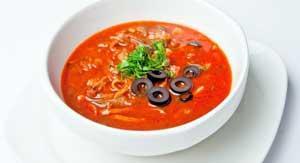 Солянка: первые блюда из говядины рецепты с фото