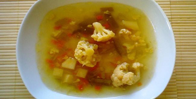 Постные супы: рецепты с фото простые и вкусные