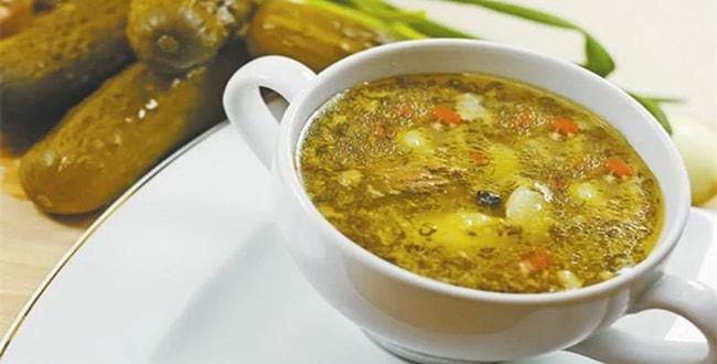 Рассольник рецепт с фото пошагово 🥝 как сварить вкусный суп в домашних условиях