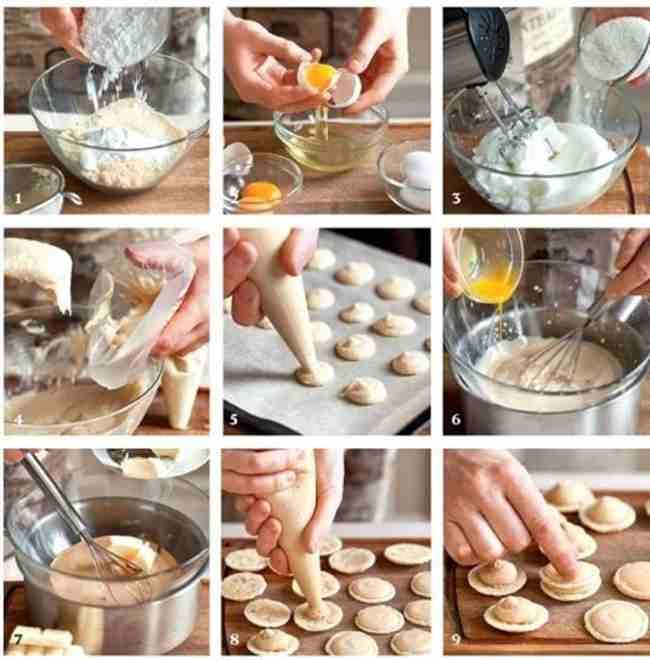 Пошаговый рецепт настоящих макарони