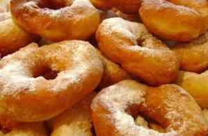 Вкуснейшие пончики — классический пошаговый рецепт с фото