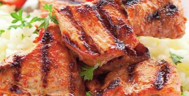 Как замариновать курицу для шашлыка 🥝 вкусно