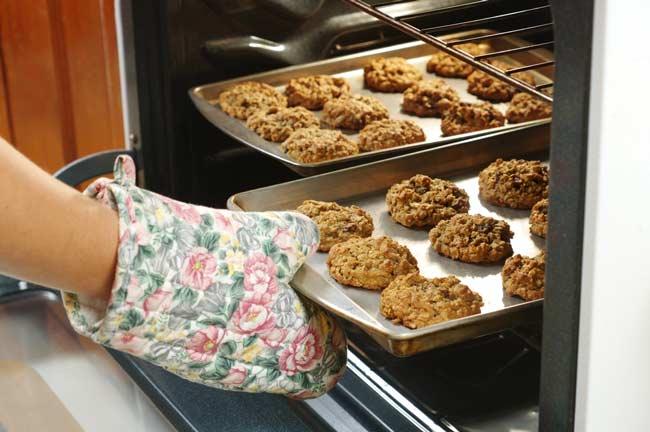 Вкусное овсяное печенье - рецепт классический