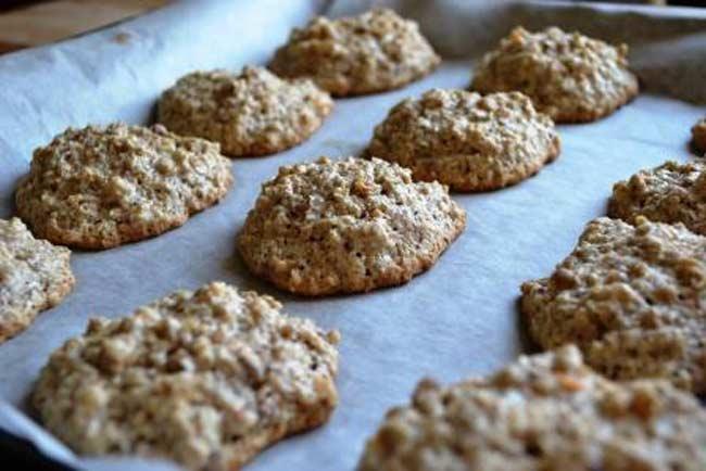 Овсяное печенье - рецепт диетический