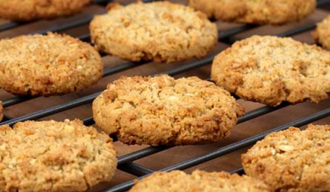 Овсяное печенье в домашних условиях - простой рецепт с фото