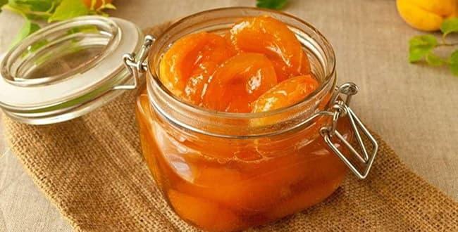 Как сварить варенье из абрикосов без косточек дольками: рецепт на зиму с фото