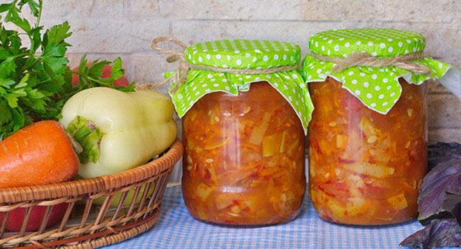 Классический рецепт маринованных кабачков