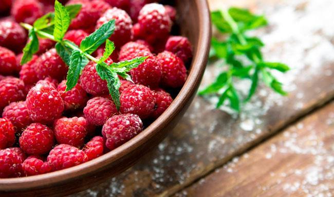 Про соотношение ингредиентов для малинового варенья Пятиминутка
