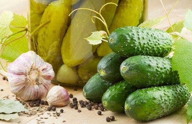 Главный секрет соленых огурцов – в правильных продуктах
