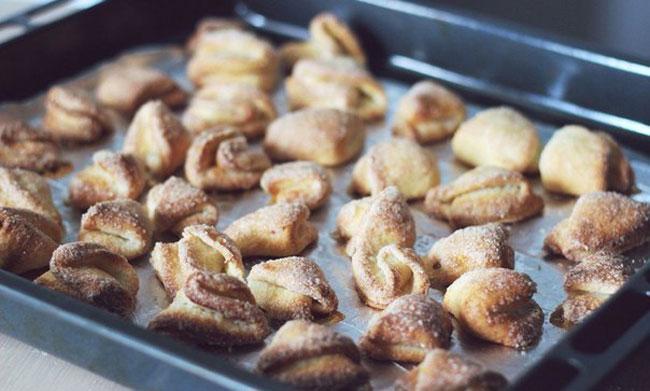 Несколько маленьких секретиков для творожного печенья