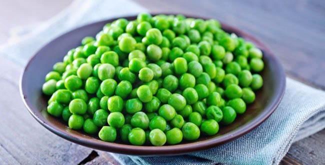 Как правильно заморозить зеленый горошек в домашних условиях: рецепт на зиму